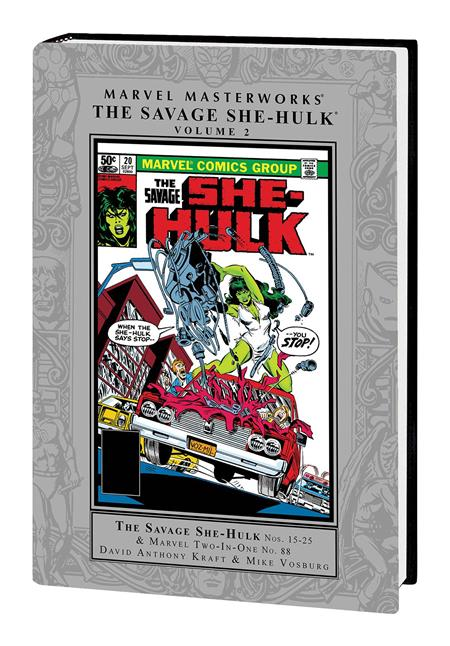 MarvelMasterworks com: Comics and Collected Editions Current News