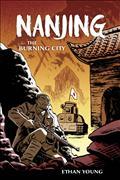 Nanjing The Burning City HC Vol 01 (C: 0-1-2)