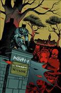 Arkham Manor TP Vol 01 *Special Discount*
