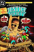 America vs The Justice Society of America TP *Special Discount*