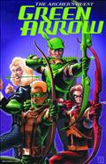 Green Arrow Archers Quest Deluxe Ed HC *Special Discount*