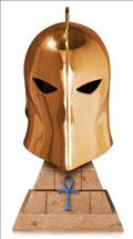 Constantine Tv Dr Fate Helmet 24K Gold Plated Ed