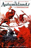 Autumnlands TP Vol 01 Tooth & Claw (MR) *Special Discount*