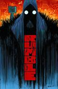 Rumble TP Vol 01 What Color of Darkness (MR) *Special Discount*
