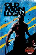 Old Man Logan #2