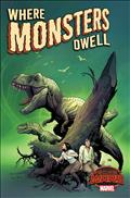 Where Monsters Dwell #2 (of 5)