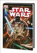 Star Wars Marvel Covers HC Vol 01 Ross Cvr *Special Discount*