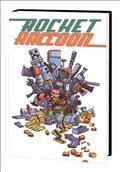 Rocket Raccoon Prem HC Vol 02 Storytailer *Special Discount*