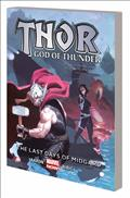 Thor God of Thunder TP Vol 04 Last Days of Midgard *Special Discount*