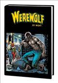 Werewolf By Night Omnibus HC *Special Discount*