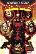 DF Deadpools Secret Secret Wars #1 Bunn Sgn (C: 0-1-2)