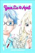 Your Lie In April GN Vol 01 (C: 1-0-0) *Special Discount*