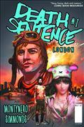 Death Sentence London #1 Reg Simmonds (MR) *Special Discount*