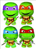 Fabrikations TMNT Michelangelo Soft Sculpt Plush Fig (C: 1-1