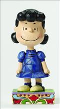 Peanuts Jim Shore Lucy Fussbudget Fig (C: 1-1-1)