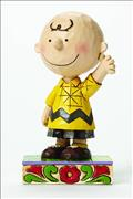 Peanuts Jim Shore Good Man Charlie Brown Fig (C: 1-1-1)