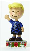 Peanuts Jim Shore Schroeder Prodigy Fig (C: 1-1-1)