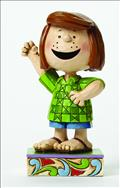 Peanuts Jim Shore Peppermint Patty Fig (C: 1-1-1)