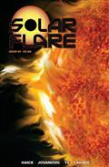Solar Flare #1 Cover A