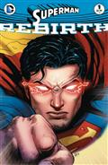 Superman Rebirth #1 *Rebirth Overstock*