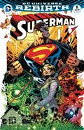 Superman #1 *Rebirth Overstock*