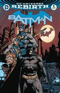 Batman #1 *Rebirth Overstock*