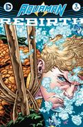 Aquaman Rebirth #1 *Rebirth Overstock*