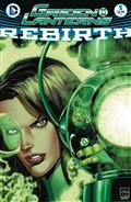 Green Lanterns Rebirth #1 *Rebirth Overstock*