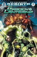 Green Lanterns #1 *Rebirth Overstock*