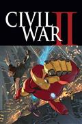 Civil War II #2 (of 7)