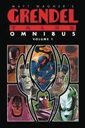 Matt Wagner Grendel Tales Omnibus TP Vol 01 (C: 0-1-2) *Special Discount*