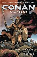 Conan Omnibus TP Vol 03 Ancient Gods And Sorcerers (C: 0-1-2
