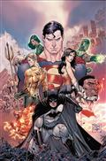 Justice League Rebirth Dlx Coll HC Book 01 *Special Discount*