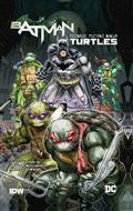Batman TMNT TP Vol 01 *Special Discount*