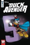Duck Avenger #5 Subscription Var