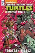 TMNT Amazing Adventures Robotanimals #1 (of 3) *Special Discount*