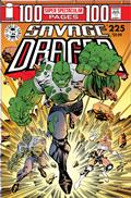 Savage Dragon #225 25Th Anniversary Cvr A Larsen (MR)