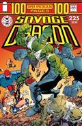 Savage Dragon #225 25Th Anniversary Cvr C Larsen (MR)