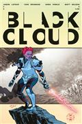 Black Cloud #3 (MR)