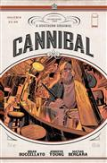 Cannibal #6 (MR)