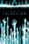 Injection #14 Cvr A Shalvey & Bellaire (MR)