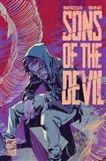 Sons of The Devil #13 (MR)