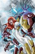 Invincible Iron Man #8 Checcetto Mary Jane Var