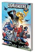 Us Avengers TP Vol 01 American Intelligence Mechanics *Special Discount*
