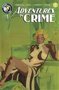 Adventures In Crime #1 Cvr A Silva *Special Discount*