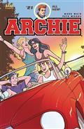 Archie #21 Cvr A Reg Pete Woods