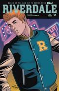 Riverdale (Ongoing) #3 Cvr C Wilfredo Torres