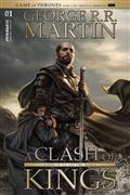 Game of Thrones Clash of Kings #1 Cvr B Villeneuve (MR) *Special Discount*
