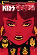 Kiss Vampirella #1 (of 5) Cvr A Doe *Special Discount*
