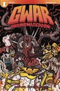 Gwar Orgasmageddon #1 (of 4) Cvr B Wygman (MR)
